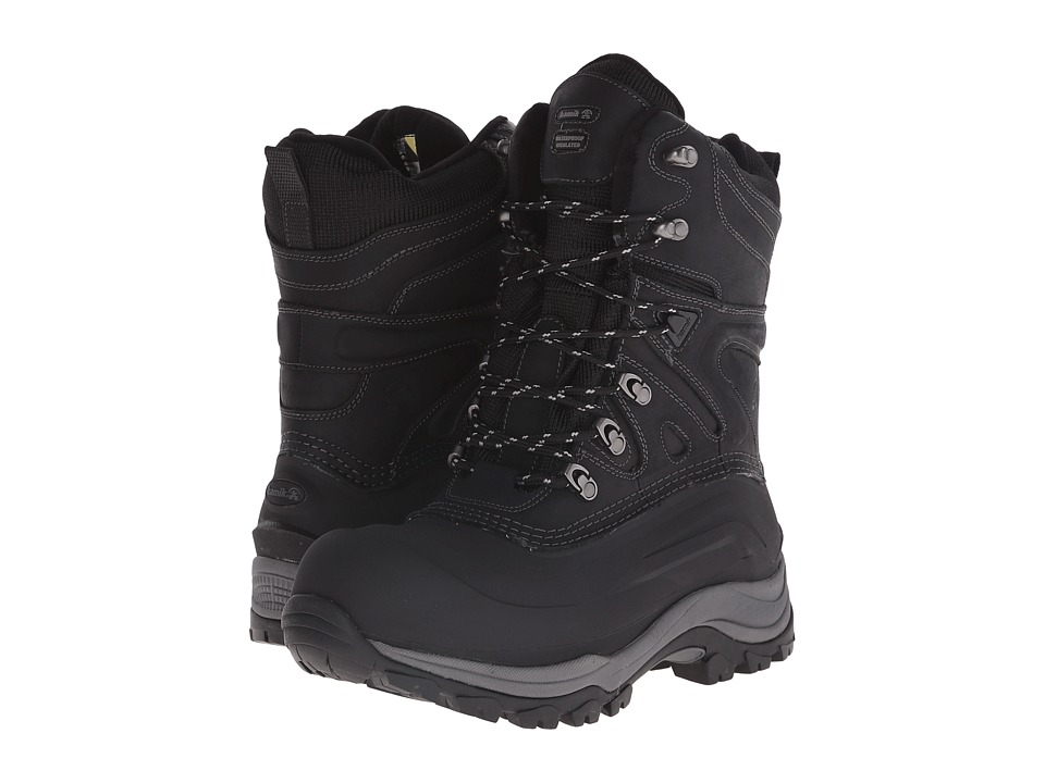 Kamik - Patriot5 (Black) Men's Cold Weather Boots