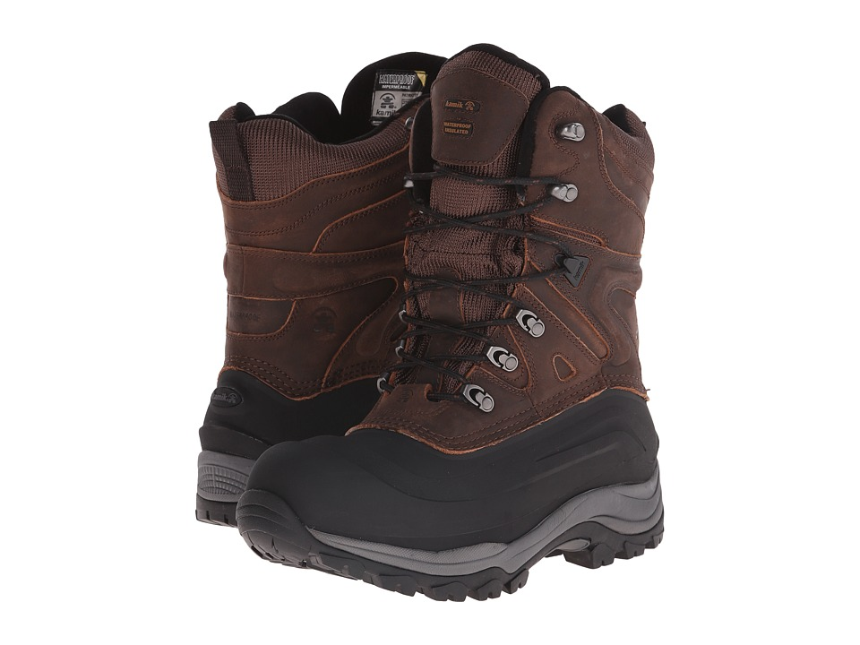 Kamik Patriot5 (Brown) Men