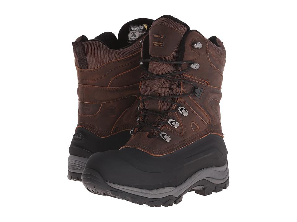Kamik - Patriot5 (Brown) Men's Cold Weather Boots