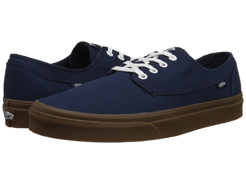 Vans - Brigata ((Gumsole) Dress Blues) Skate Shoes