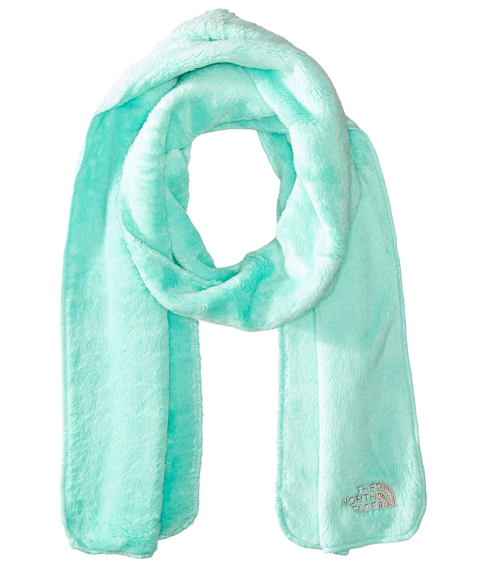 The North Face Kids - Girls Denali Thermal Scarf (Big Kids) (Surf Green) Scarves
