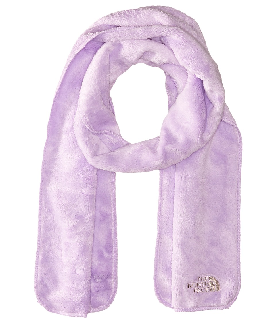 The North Face Kids - Girls Denali Thermal Scarf (Big Kids) (Bloom Purple) Scarves