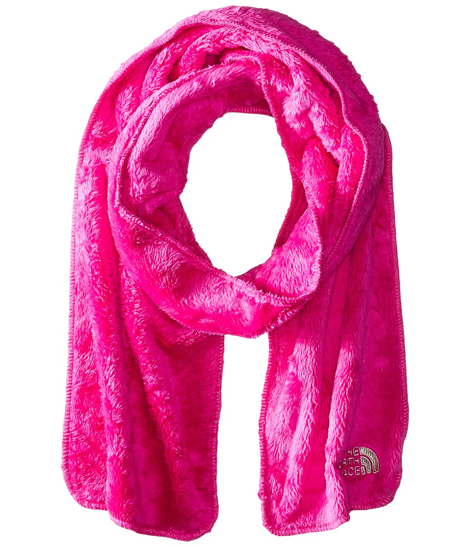 The North Face Kids - Girls Denali Thermal Scarf (Big Kids) (Luminous Pink) Scarves
