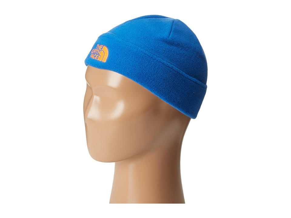 The North Face Kids - Standard Issue Beanie (Big Kids) (Monster Blue) Beanies