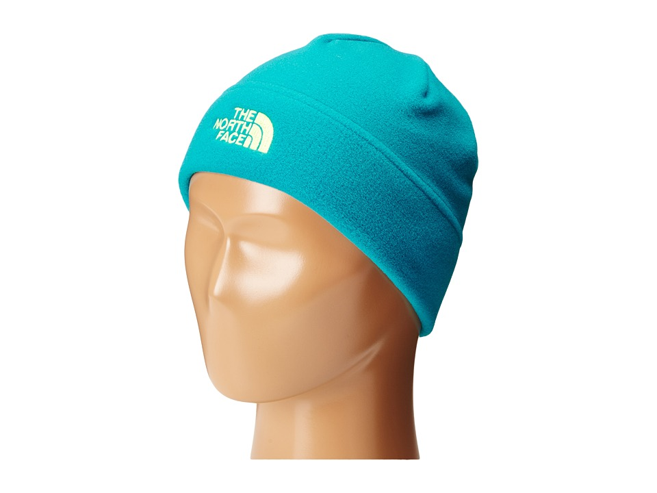 The North Face Kids - Standard Issue Beanie (Big Kids) (Enamel Blue) Beanies
