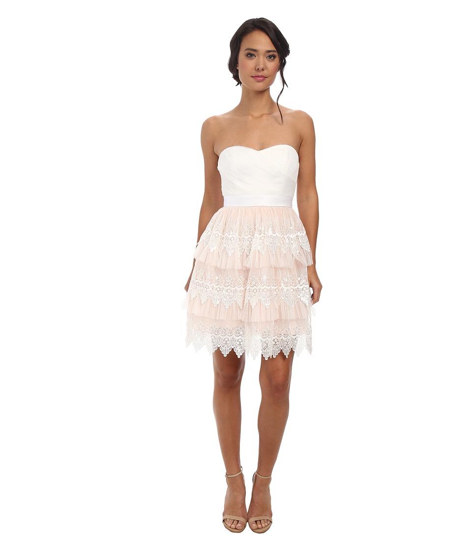 Gabriella Rocha - Flori Strapless Dress (Pink) Women's Dress