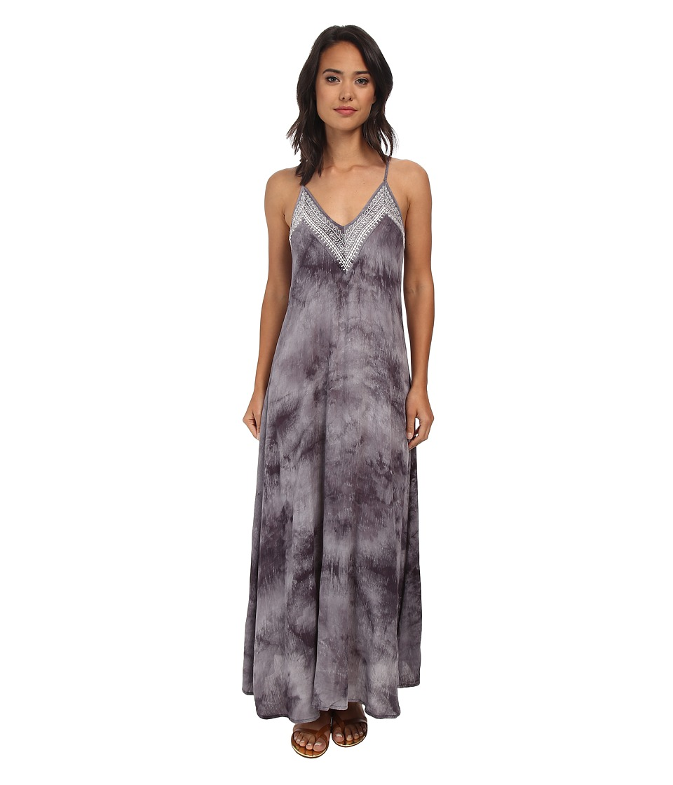 Gabriella Rocha - Alondra Maxi Dress (Smoke) Women