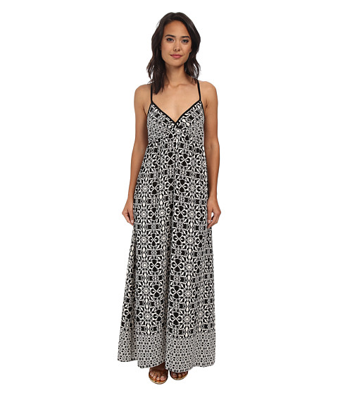 Gabriella Rocha - Alysia Mia Dress (Black/Off White) Women's Dress