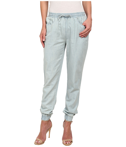 Jack by BB Dakota - Sully Chambray Jogger (Light Blue) Women