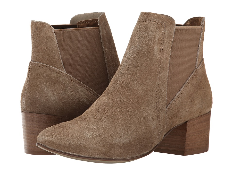 House of Harlow 1960 - Gwendolyn (Khaki) Women's Pull-on Boots