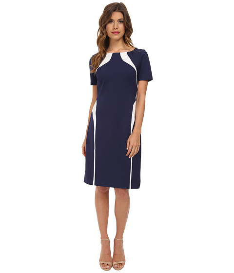 CATHERINE Catherine Malandrino - Miri Dress (Marina Blue) Women