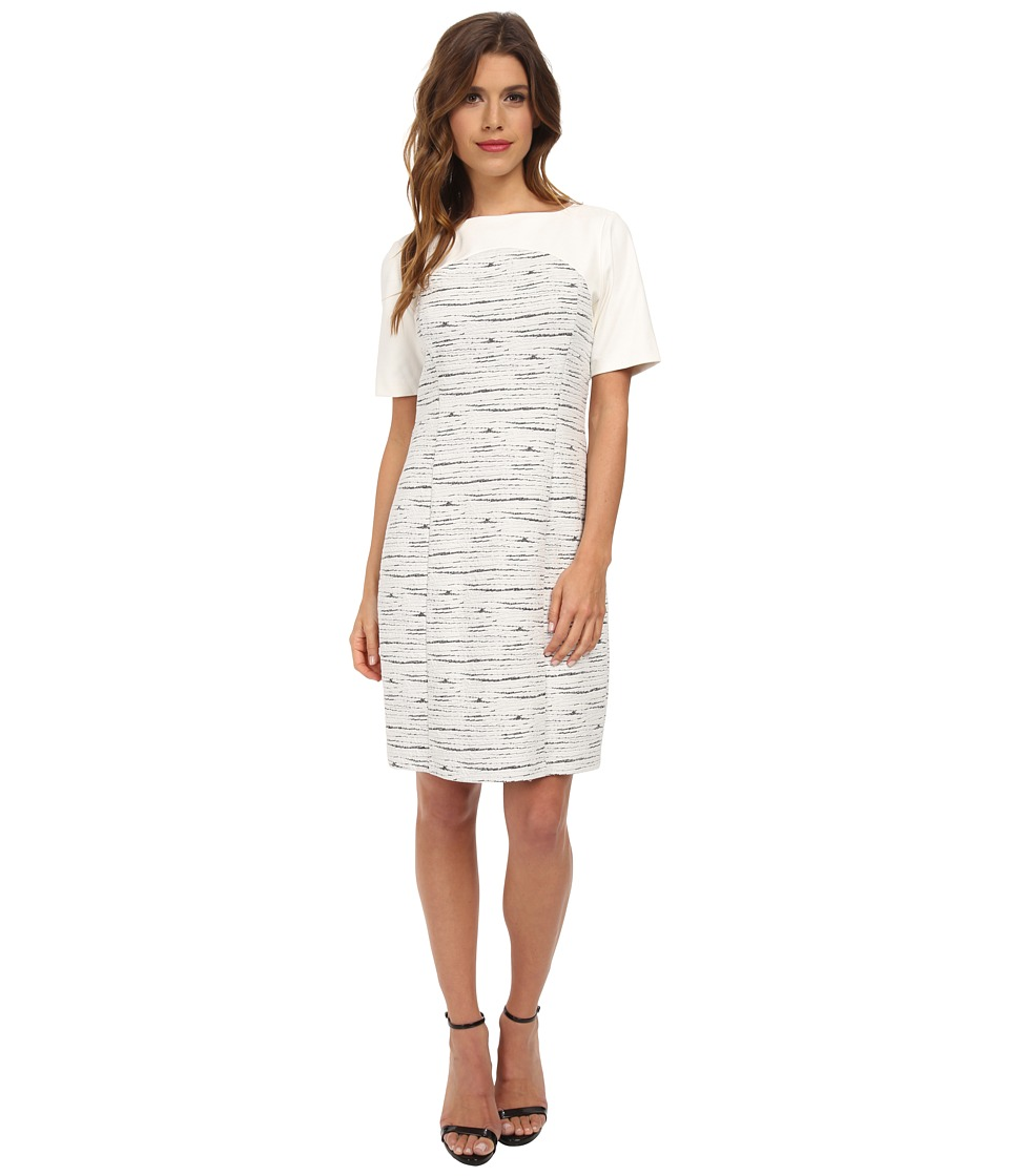 CATHERINE Catherine Malandrino - Bea Dress (Winter White) Women