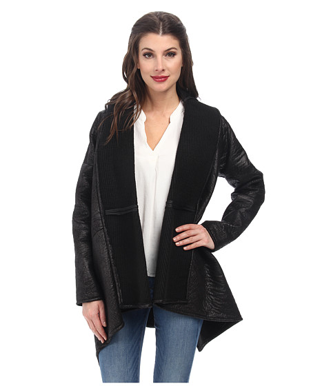 CATHERINE Catherine Malandrino - Jeremy Jacket (Black) Women's Coat