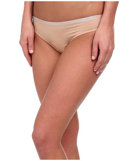 Emporio Armani - Minimal Perfection Light Solid Microfiber Brief (Hazel Brown) Women's Underwear