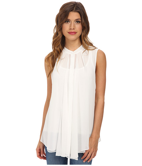 CATHERINE Catherine Malandrino - Piccola Blouse (White) Women's Blouse