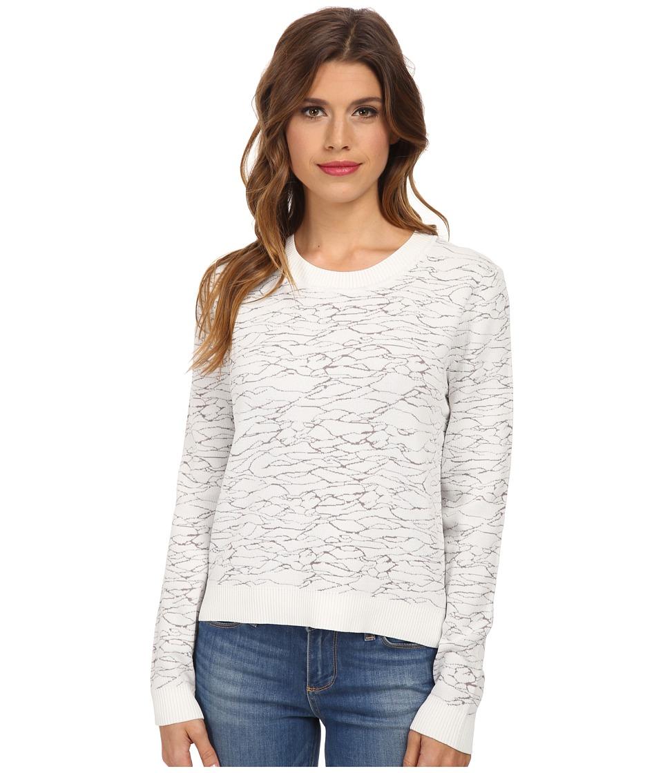 CATHERINE Catherine Malandrino - Ryder Sweater (Winter White) Women's Sweater