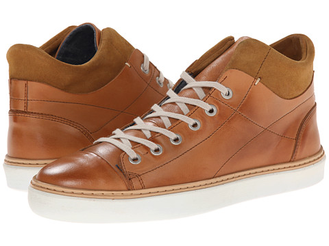 Kenneth Cole New York - Re-Load (Tan) Men's Lace Up Cap Toe Shoes