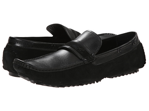 Kenneth Cole New York - Reign Or Shine (Black) Men's Slip on Shoes