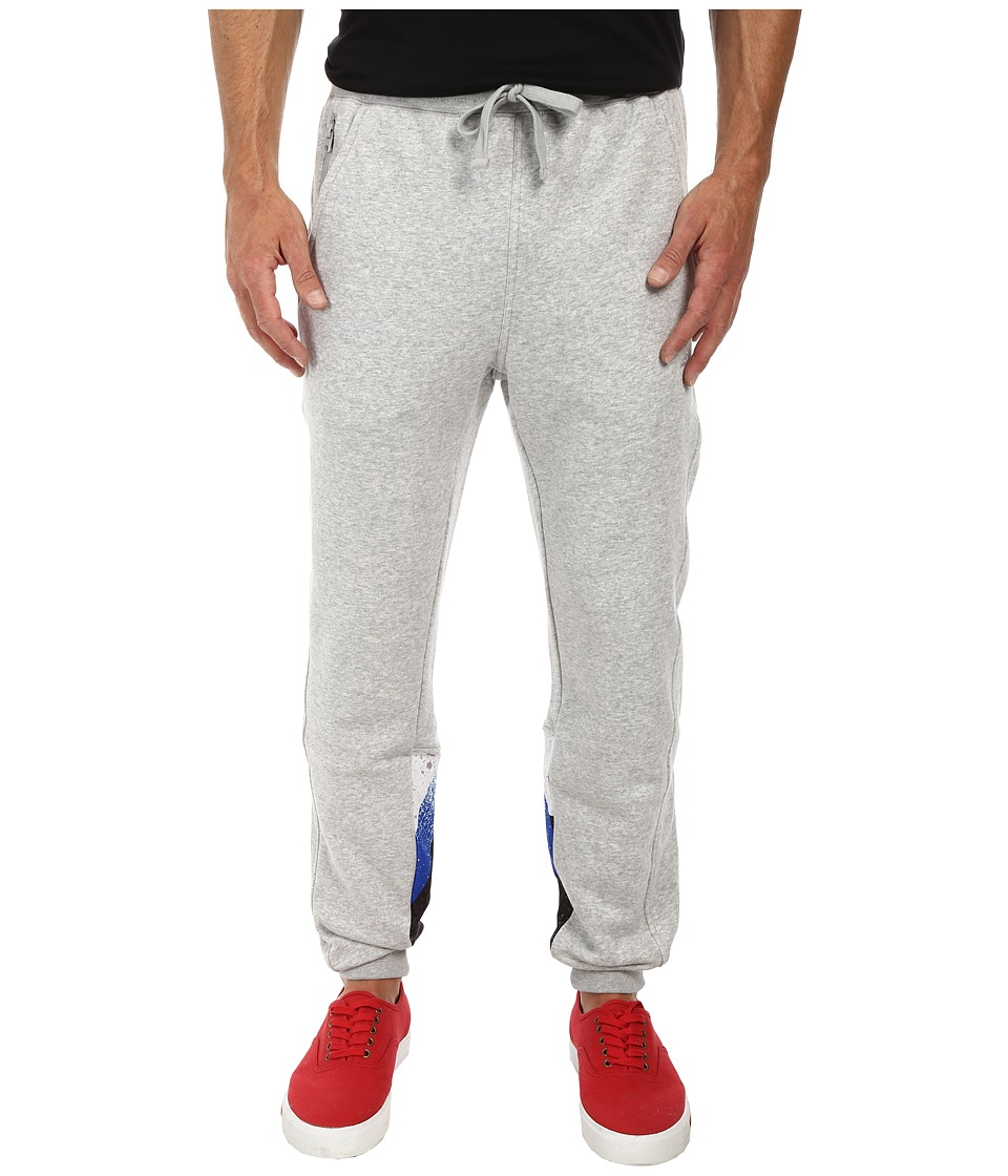 Staple - Grand Slam Sweatpants (Heather Grey) Men's Casual Pants