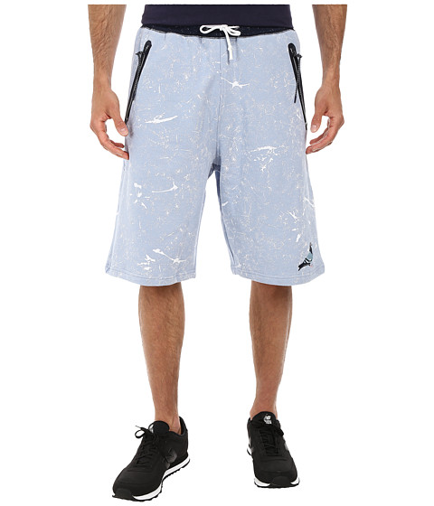 Staple - Vail Sweatshorts (Indigo) Men