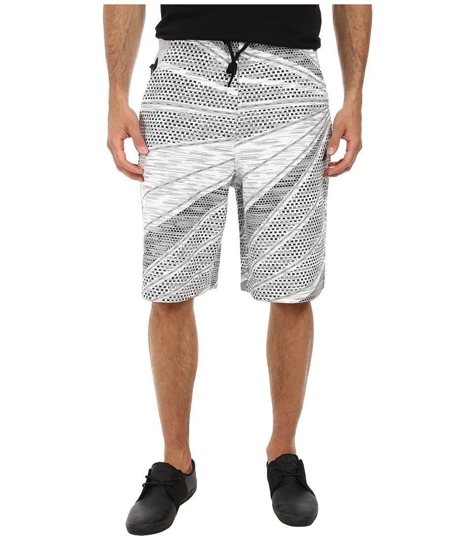 Staple - Lunar Sweatshorts (White) Men