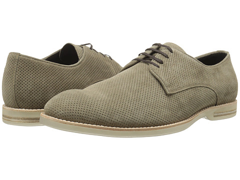 Kenneth Cole New York - Very Merry (Taupe) Men's Lace up casual Shoes