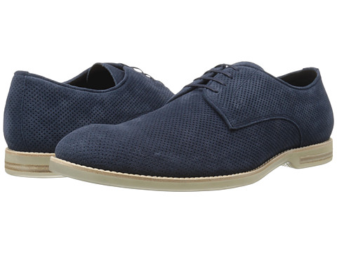 Kenneth Cole New York - Very Merry (Navy) Men's Lace up casual Shoes