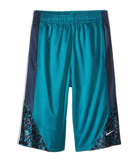 Nike Kids - Avlnch GFX 2.0 Shorts (Little Kids/Big Kids) (Radiant Emerald/Squadron Blue/White) Boy's Shorts