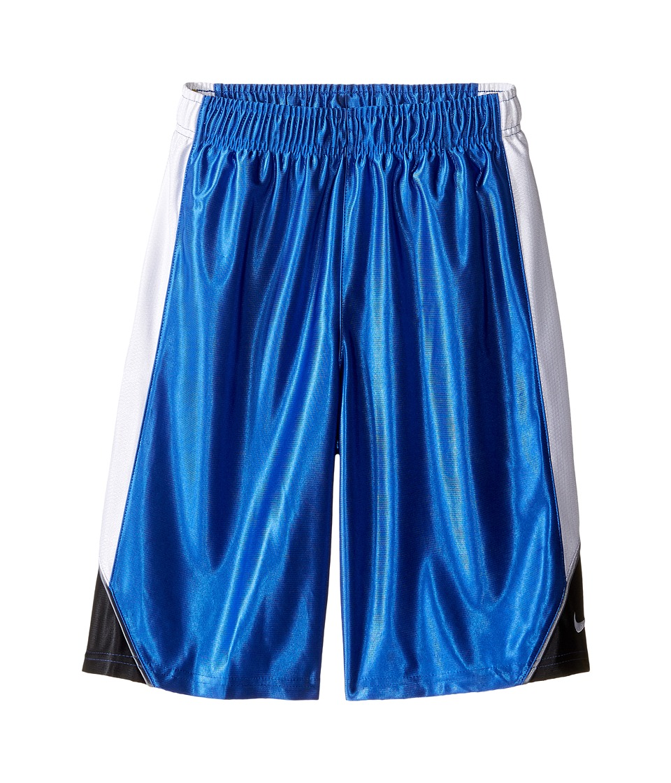 Nike Kids - Dunk Shorts (Little Kids/Big Kids) (Game Royal/White/Black/White) Boy's Shorts