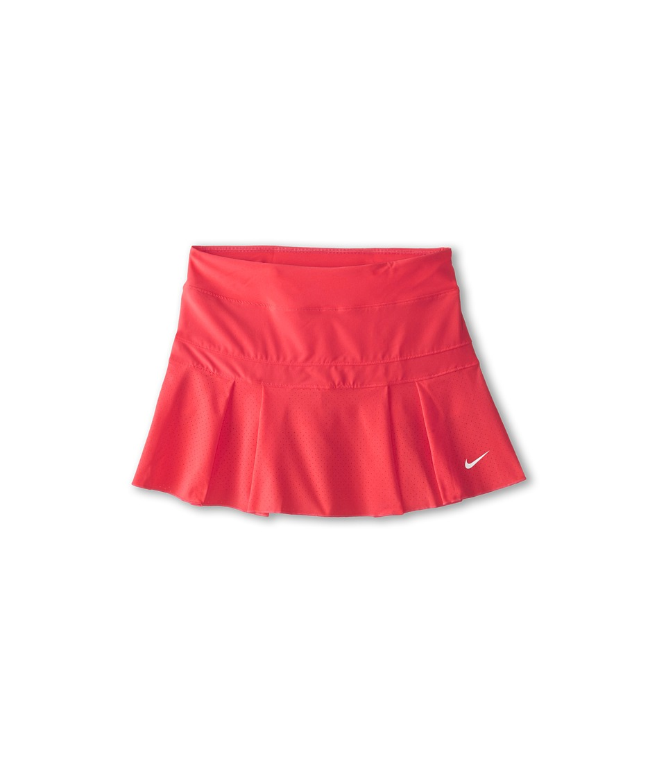 Nike Kids - Victory Skirt (Little Kids/Big Kids) (Ember Glow/Ember Glow/White) Girl's Skirt