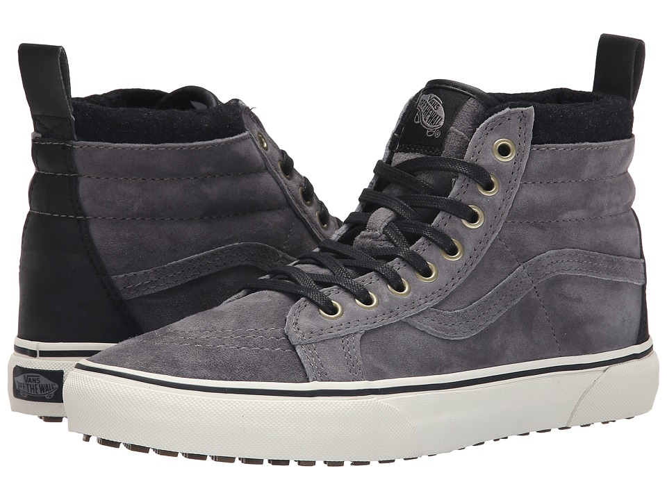 Vans - SK8-Hi MTE ((MTE) Pewter/Wool) Skate Shoes