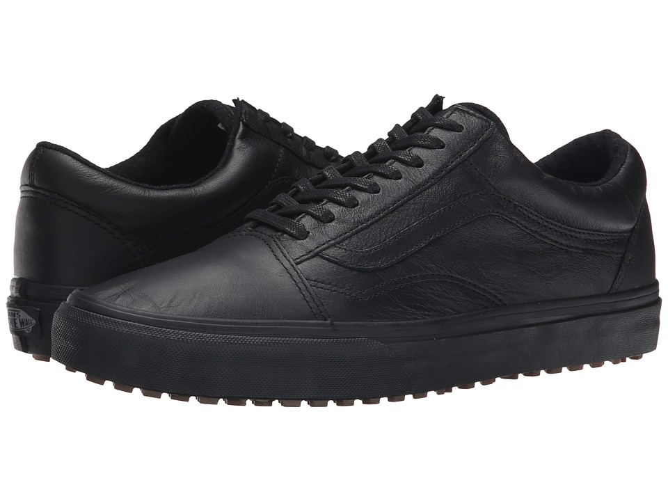 Vans - Old Skool MTE ((MTE) Black/Leather) Lace up casual Shoes