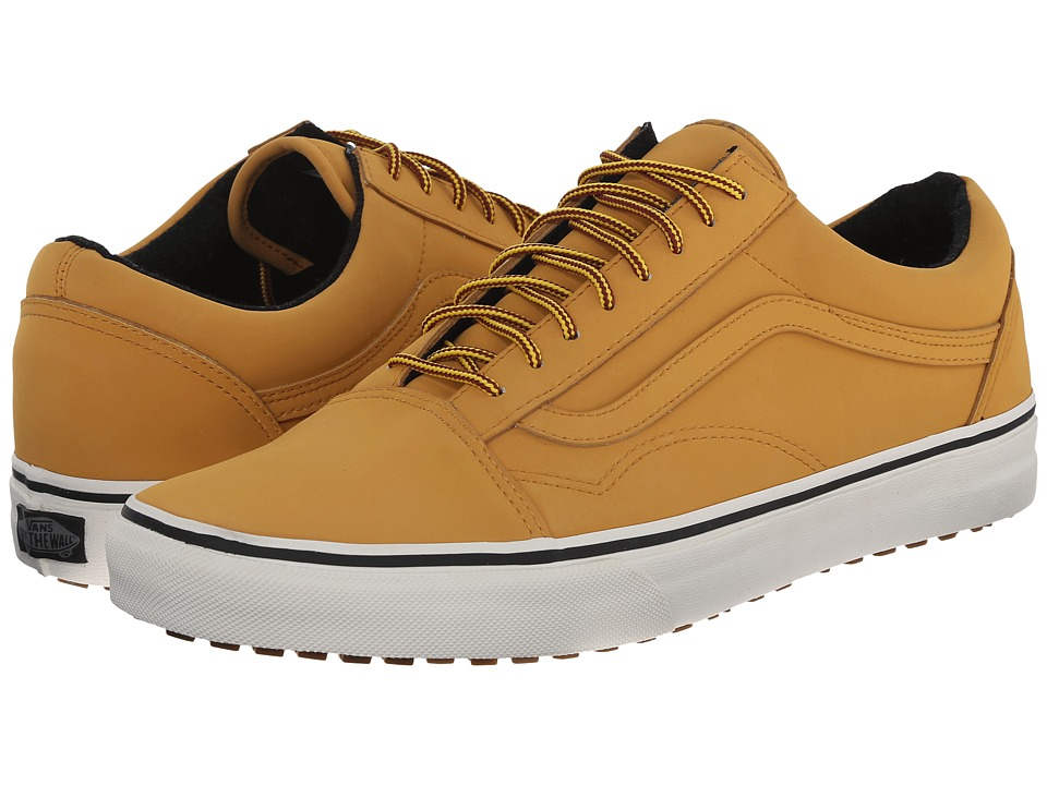 Vans - Old Skool MTE ((MTE) Honey/Leather) Lace up casual Shoes