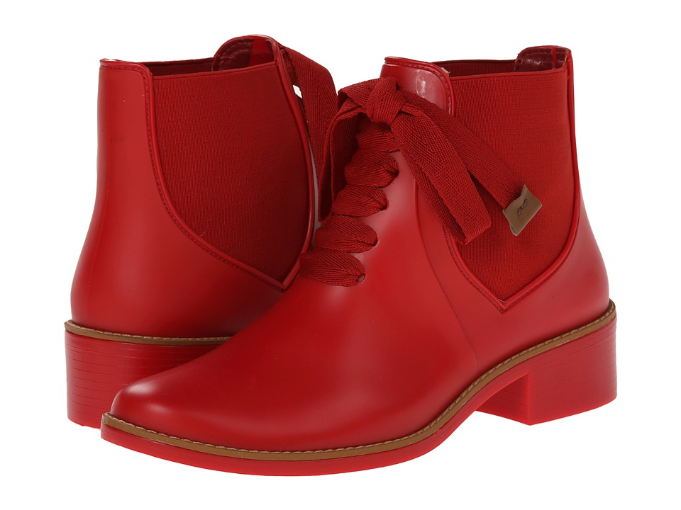Bernardo - Lacey Rain (Red) Women