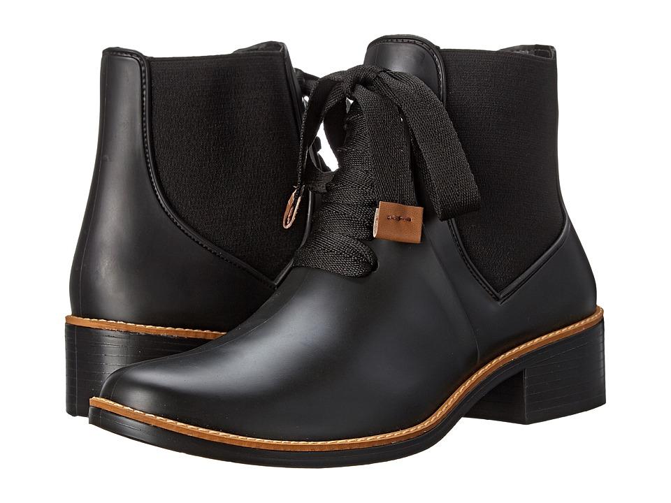 Bernardo - Lacey Rain (Black) Women's Rain Boots