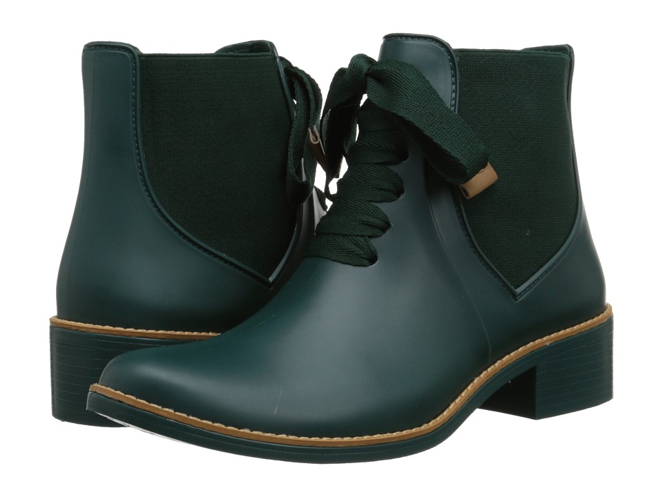 Bernardo - Lacey Rain (Forest Green) Women