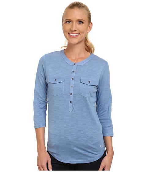 Kuhl - Khloe (Ice Blue) Women's Long Sleeve Pullover