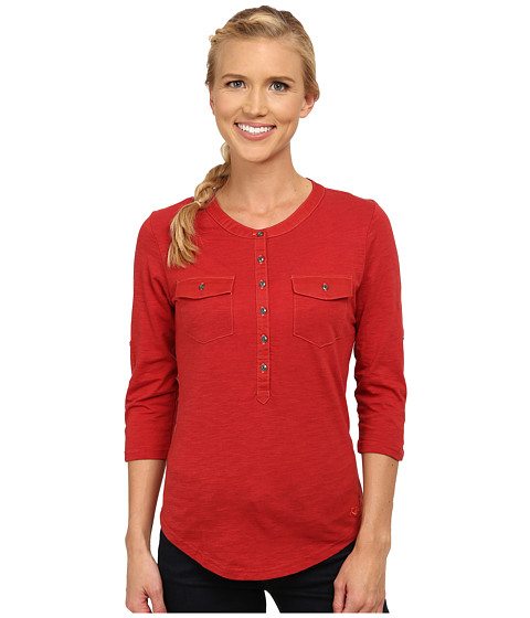 Kuhl - Khloe (Paprika) Women's Long Sleeve Pullover