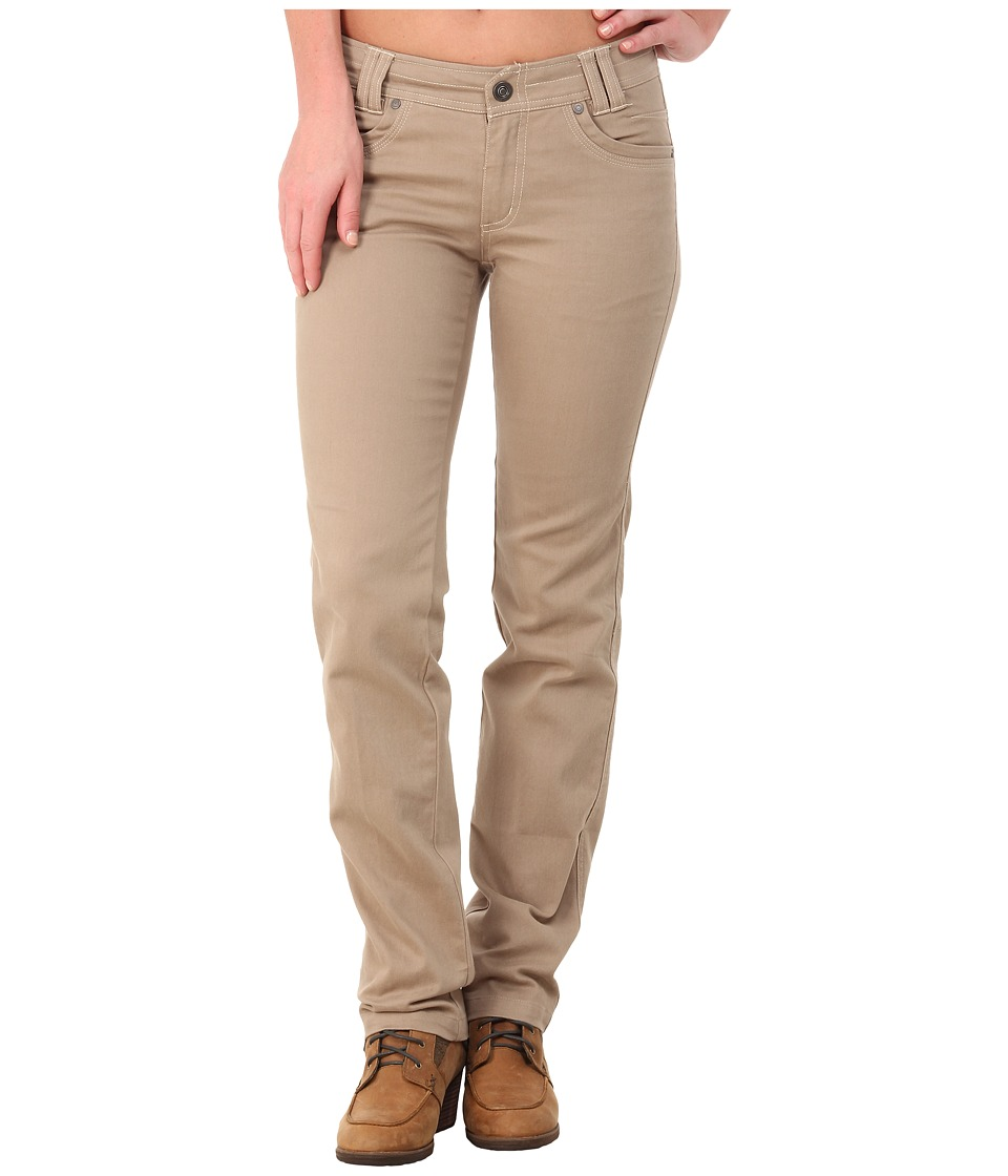 KUHL - Klaudette Pants (Khaki) Women's Casual Pants