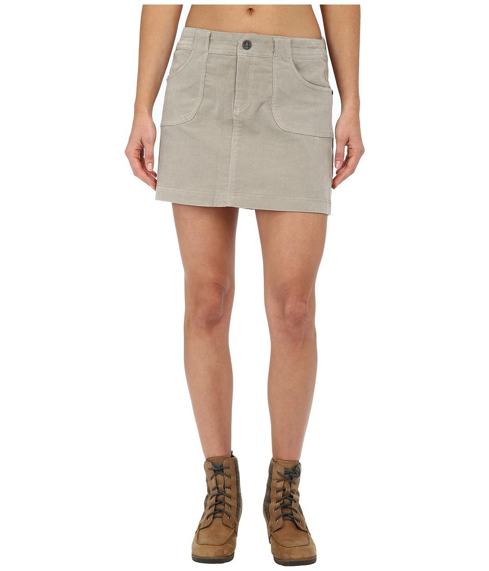 KUHL Korytm Skirt (Aluminum) Women