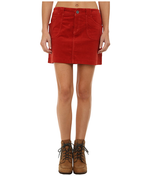 Kuhl - Kory Skirt (Burnt Sienna) Women's Skirt