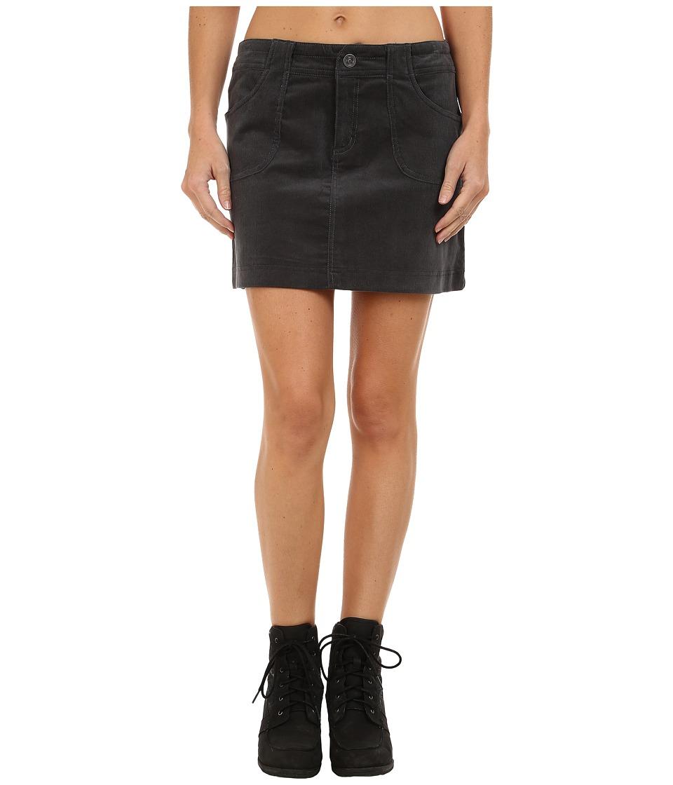 KUHL - Kory Skirt (Carbon) Women's Skirt
