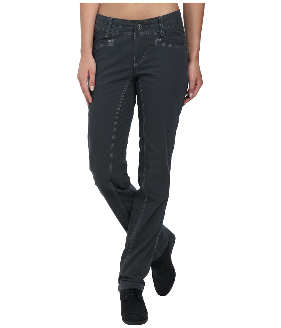 Kuhl - Splash Straight Pants (Carbon) Women's Casual Pants