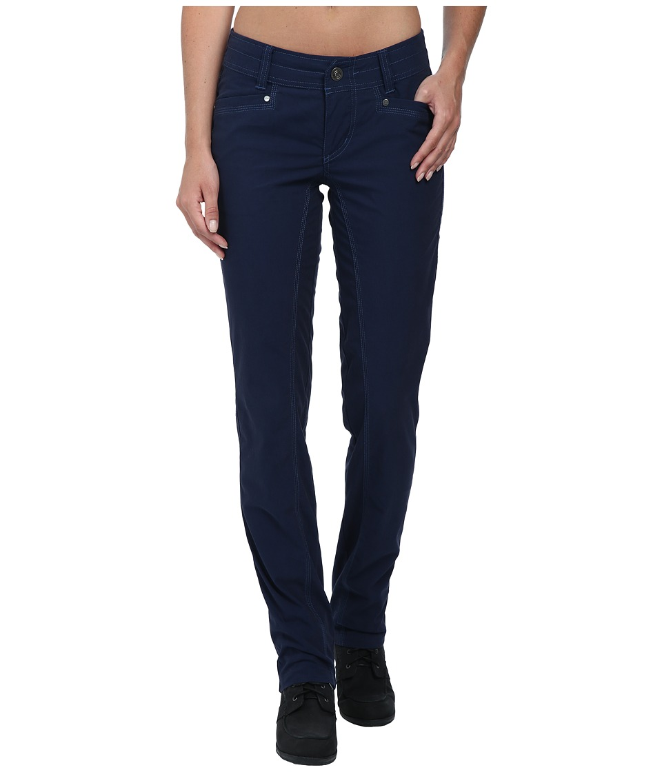 KUHL - Splash Straight Pants (Indigo) Women's Casual Pants