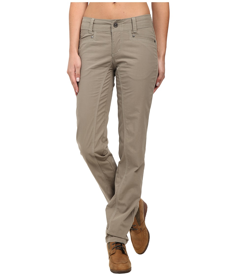 KUHL - Splash Straight Pants (Khaki) Women's Casual Pants