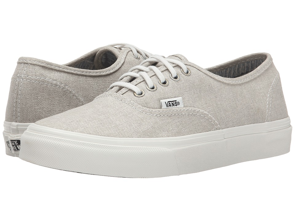 Vans - Authentic Slim ((Stripes) Washed/Moonstruck) Skate Shoes