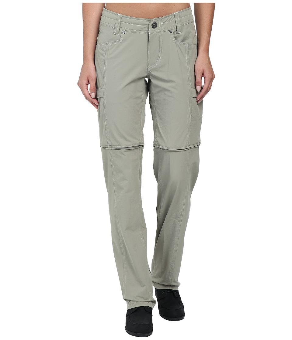 KUHL - Anika Convertible Pant (Khaki) Women's Casual Pants
