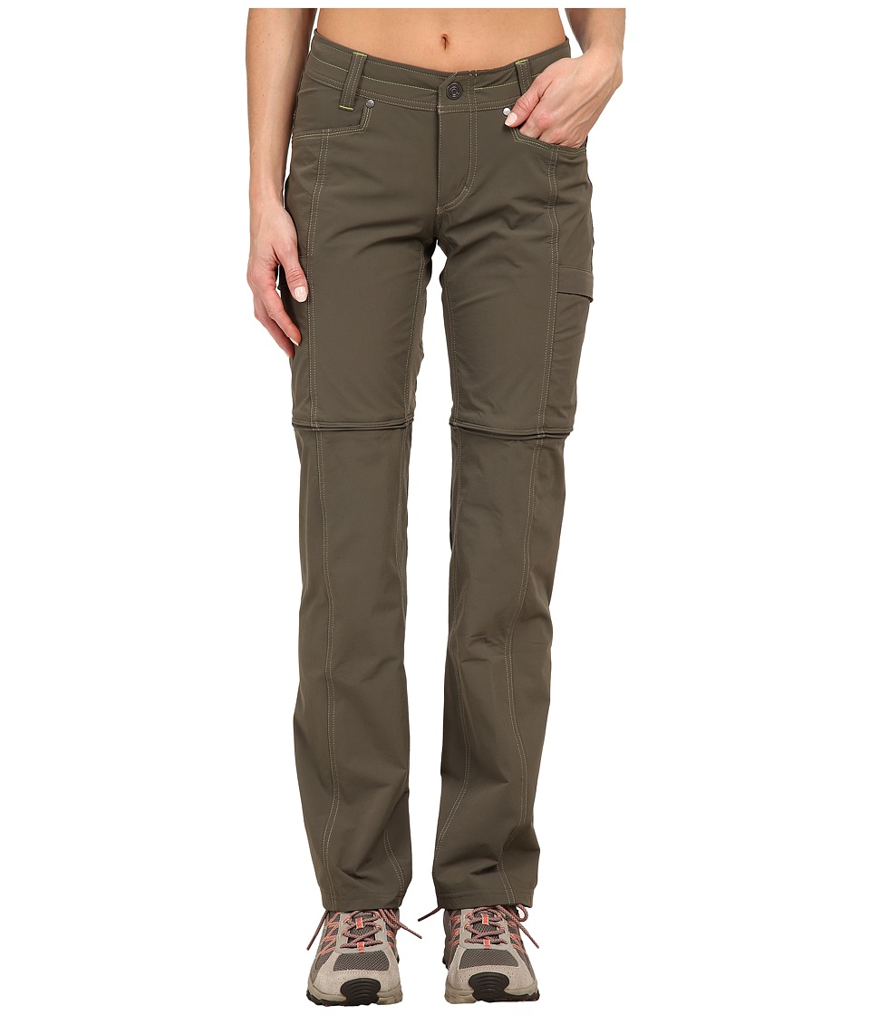 KUHL - Anika Convertible Pant (Sage) Women's Casual Pants