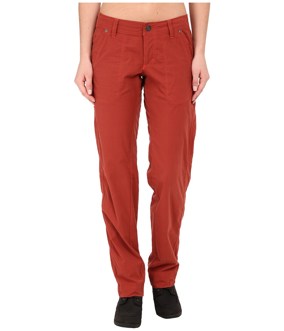 KUHL - Kendra Pant (Burnt Sienna) Women's Casual Pants