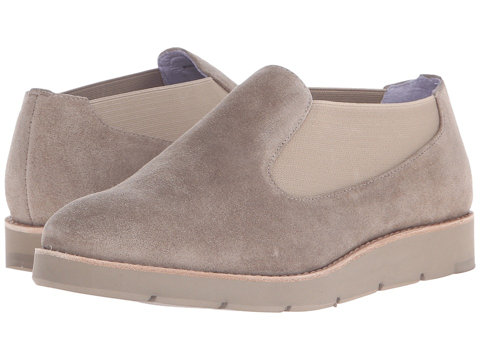 Johnston & Murphy Bree Chelsea Bootie (Taupe Oiled Suede) Women